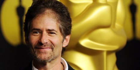 "(FILES) This file photo taken on February 15, 2010 shows composer James Horner arriving at the 82nd annual Academy Awards Nominee Luncheon at the Beverly Hilton Hotel in Beverly Hills, California. James Horner, the celebrated composer of several Hollywood smash-hit films including ""Titanic"" and ""Avatar,"" died on June 22, 2015 in a plane crash at the age of 61, US media reported.   AFP PHOTO / FILES / GABRIEL BOUYS"